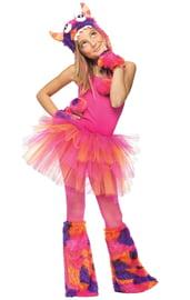 Детская юбочка Туту розовая