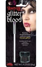 Вампирская блестящая кровь