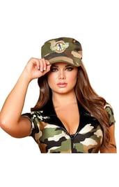 Кепка Военной девушки