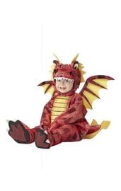 Костюм красного дракончика