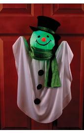 Подвесной снеговик