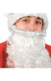 Детская борода Деда Мороза