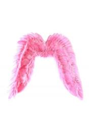 Крылья ангела розового цвета
