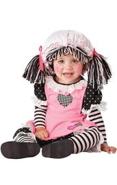 Костюм куколки для малышки