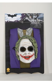Детский костюм ухмыляющегося Джокера