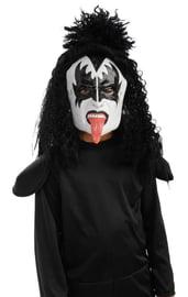 Детская маска Джина Симмонса Kiss