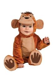Детский костюм Веселая обезьянка