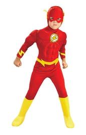 Детский костюм Флэша Deluxe