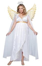 Костюм Рождественского Ангела Plus Size