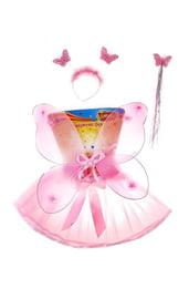 Карнавальный набор розовая бабочка