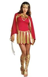 Женский костюм Римского воина