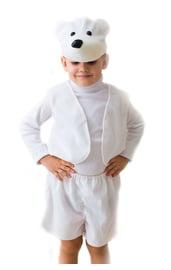 Детский костюм Белого мишки