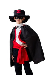 Детский костюм отважного Зорро
