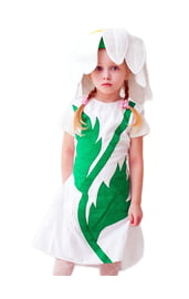 Детский костюм Милашка-ромашка