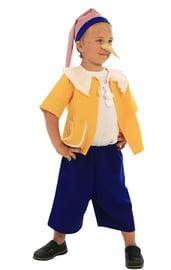 Детский костюм веселого Буратино