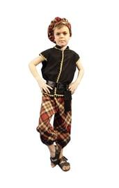 Карнавальный костюм шотландца