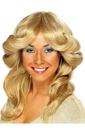 Блонди парик из 70-х