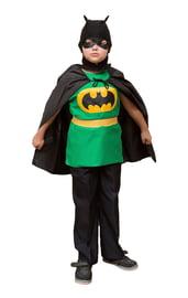 Детский костюм отважного Бэтмена