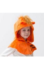 Оранжевый капюшон