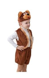 Коричневый костюм Мишки