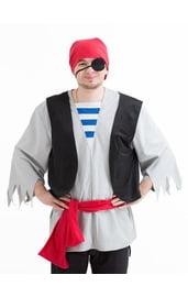 Костюм пирата для взрослых