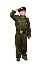 Детский костюм спецназовца