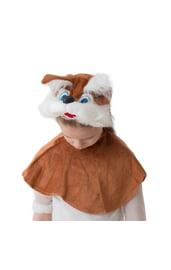 Шапка-маска Белка