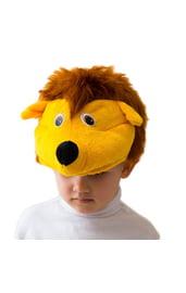 Шапка-маска Ежик
