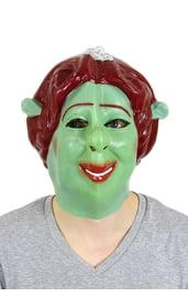 Латексная маска Фионы