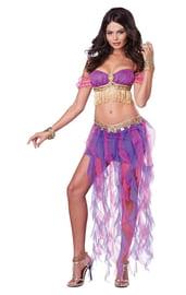 Костюм очаровательной танцовщицы