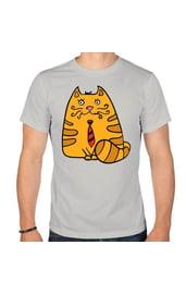 Мужская футболка Кот Жених