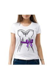 Парная женская футболка Невеста