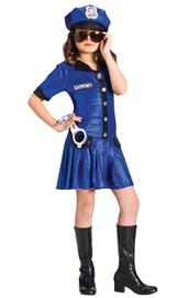 Костюм для девочки Шеф полиции