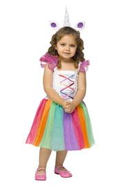 Детский костюм Радужного единорога