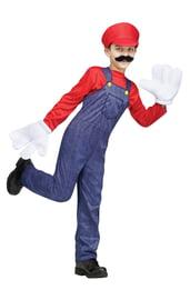 Детский костюм Марио