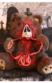 Голодный зомби-мишка 40 см