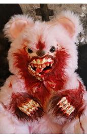 Кровожадный зомби-мишка 38 см