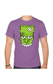 Мужская футболка Франкенштейн