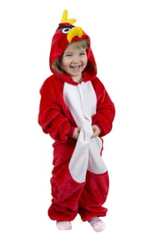 Детская пижама кигуруми Angry Bird