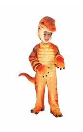 Детский костюм яркого Раптора