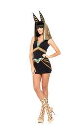 Египетский костюм Анубис