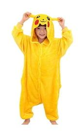 Детская пижама кигуруми Пикачу