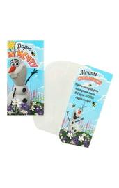 Открытка-конверт Снеговик из Холодного сердца