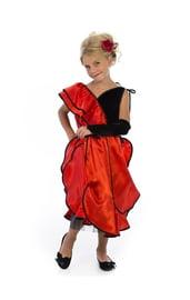 Детский костюм Испанской танцовщицы