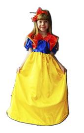 Детский костюм милой Белоснежки