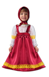 Детский костюм Маши
