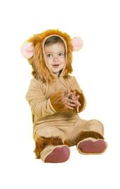Детский костюм маленького львенка