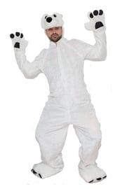 Костюм белого медведя