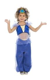 Синий костюм Звезды Востока
