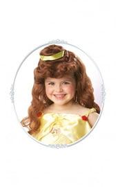 Детский парик Белль